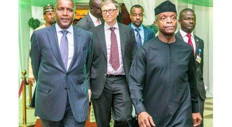 Bill Gates Praises Muslim World League's Work in Supporting Rural Health