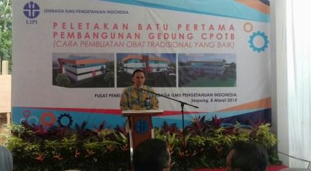 Indonesia Has No Standardized Drug Development Facility