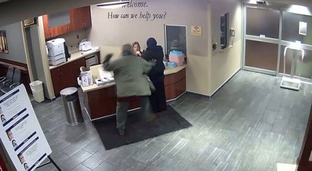 White Man Attacks Muslim Woman in Dearborn Hospital