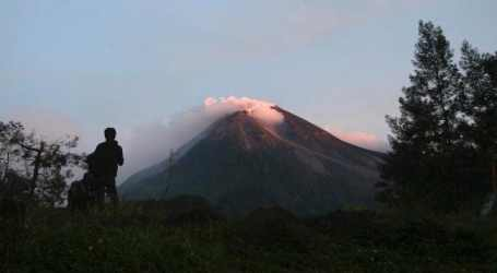 Indonesia's Most Active Volcano Rumbling