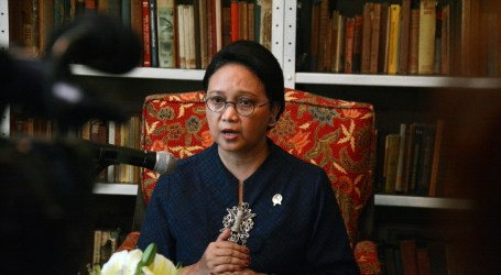 Minister Retno: International Community Unity Must Be Strengthened to Support Palestine