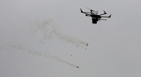 Israel Shoots Down Its Own Drone