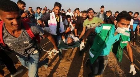 Israeli Army Injures 189 Palestinians at Gaza Border