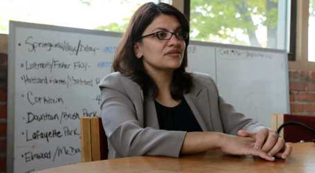 Rashida Tlaib: First Muslim Woman to Be Elected to US Congress after Winning Michigan Democratic Primary