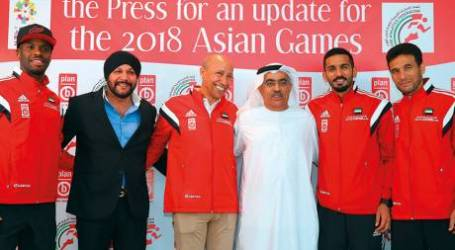 UAE Harvests Seven Medals in Asian Games