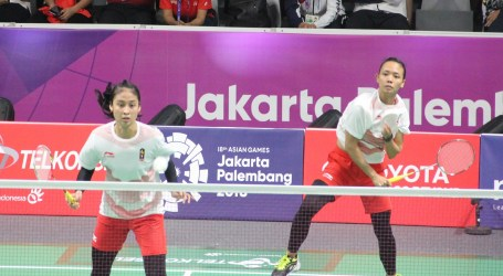 Indonesia Women's Badminton Team Eliminated in Semis