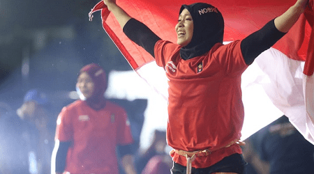 Indonesia Sets Eyes at Tokyo Olympics 2020 after Achieving Success at the 2018 Asian Games