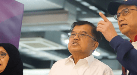 Jusuf Kalla  Optimistic Indonesia Can Meet Target of Medals Set for Asian Games