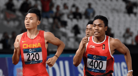 Chinese Sprinter Becomes Fastest Man in Asia