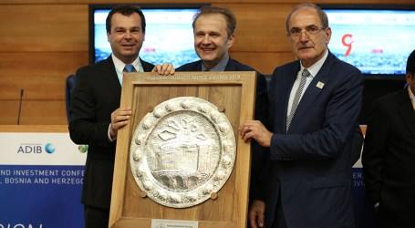 Award Ceremony Held at Sarajevo Halal Fair