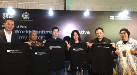 The 1st World Conference on Creative Economy Will be Held in Bali