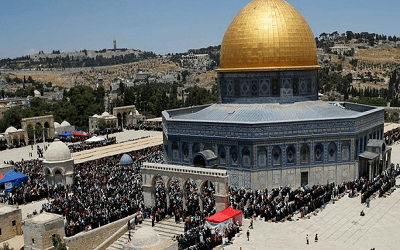 Israel Bans Four Palestinians from Entering Al-Aqsa