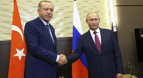 Putin, Erdogan to Discuss peace for Syria's Idlib Region