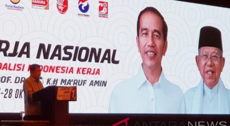 Jokowi`s Campaign Team Urged Not to Be Too Optimistic