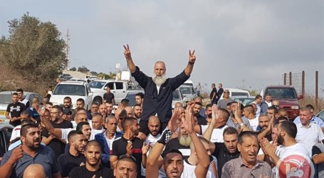 Palestinian Tastes Freedom after 30 Years of Imprisonment