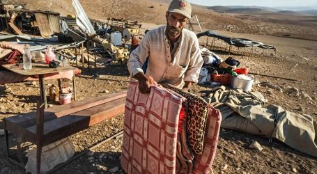 Israel Demolishes Palestinian Structures in Jordan Valley