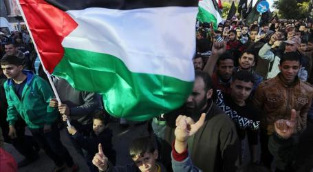 Hamas, Islamic Jihad Vow to Continue Gaza Strip Rallies