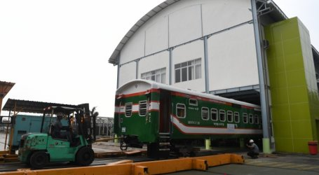 Indonesia's INKA to Meet High Demand for Trains in Bangladesh