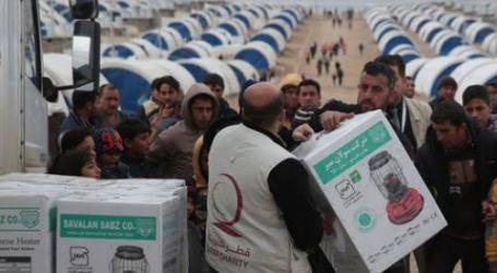 Qatar Charity Agencies Collect $ 4 Million for Gaza