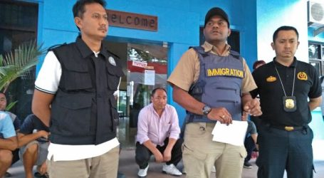 Four Japanese Men Arrested in Papua for Immigration Violations