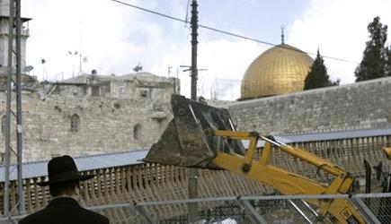 Al-Aqsa Increasingly in Danger, Palestine urges Int'l Probe