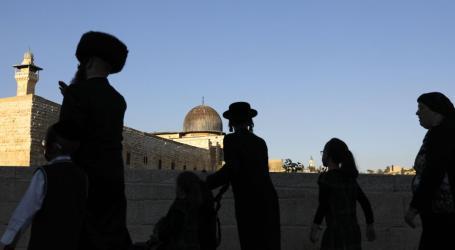 Report: 30.000 Israeli Settlers Stormed Al-Aqsa in 2018
