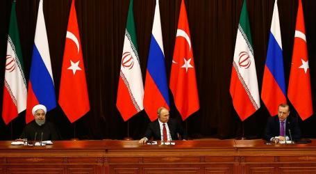 Turkish, Russian, Iranian Leaders Meet in Syria Summit