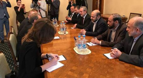Palestinian Delegations to Take Part in Moscow Conference