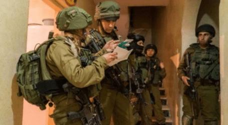 Israeli Massive Troops Mobilize Around Al-Aqsa
