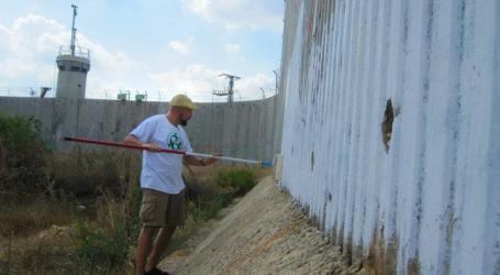 Israel Builds 65 KM Overground Fence Around Gaza