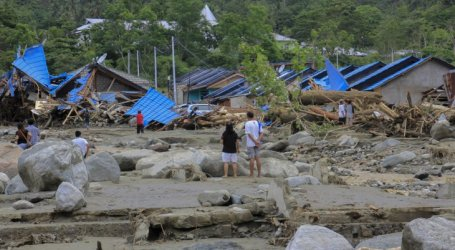Floods Cause Severe Damage to 351 Homes in Sentani, Papua