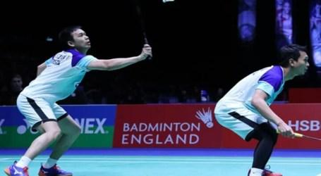 Hendra/Ahsan Secure the 2019 All England Final