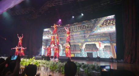 Taiwan Culture Arts Festival Wows Residents in Jakarta