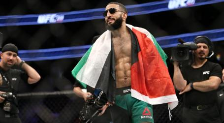 Palestine-America Wins UFC 236 preliminaries
