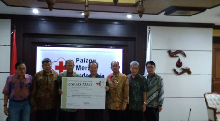 Taiwan Donates $355 Thousand to Central Sulawesi's School Recontruction
