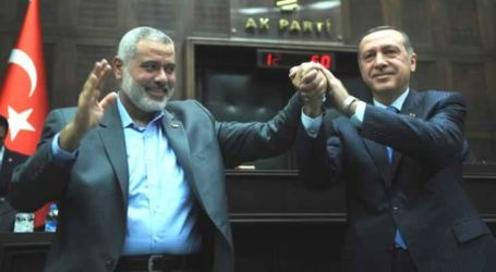 Hamas Congratulates Erdogan for Victory's Local Election
