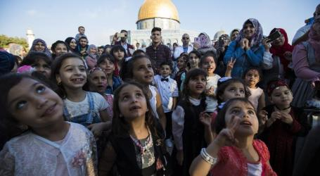 Children's Day: 250 Palestinian Children in Israel Jails