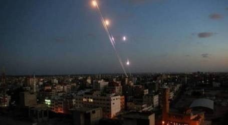 Israeli Military Attacks 320 Locations in the Gaza Strip
