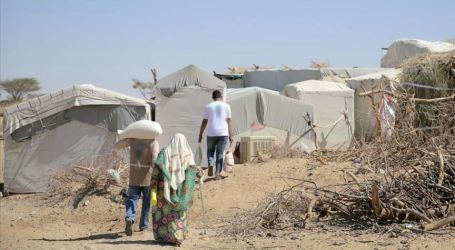 UNHCR Aids Over 250.000 Displaced People in Yemen