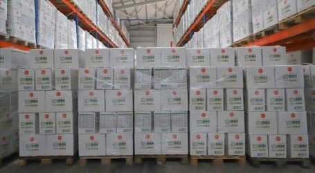 Turkish Agency to Deliver 250.000 Food Boxes in Ramadan