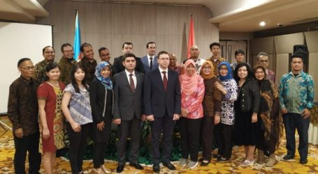 Azerbaijan Embassy Holds Breaking the Fast with Journalists