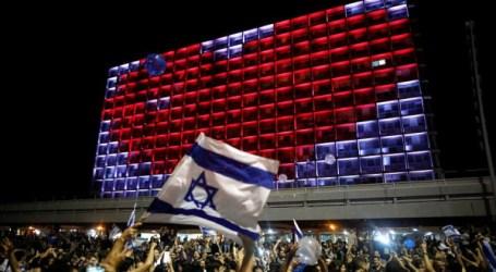 Anti-Israel Billboard Installed on Tel Aviv Road
