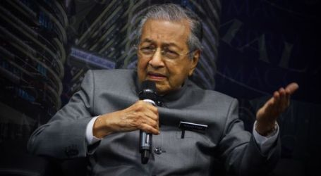 Mahathir: Israel Causes of World Instability