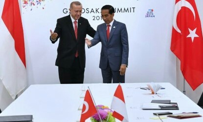 Erdogan Plans to Visit Indonesia Early 2020