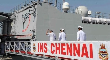 India Warships Sent to Strategic Gulf Waters