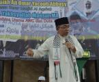 Imaam Yakhsyallah Prays for Sudan Crisis to End Soon