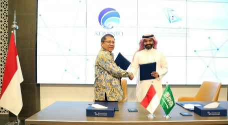 Indonesia-Saudi Strengthens Digital Economic Cooperation