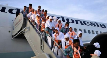 Starting from Surabaya, Indonesia Departs 1,800 Hajj Pilgrim Candidates