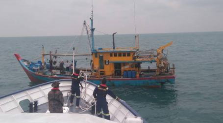 516 Illegal Vessels Sunk since 2014
