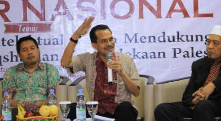 Indonesian's Role for Palestine Consistent: ICMI Expert